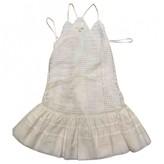 J.Crew White Cotton Dress for Women