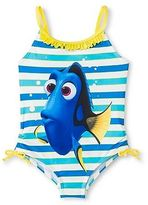 Finding Dory Disney Finding Nemo Dory Girls' One Piece Swimsuit Blue