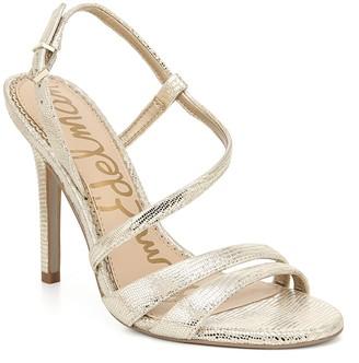Sam Edelman Alisandra Metallic Stiletto Sandal