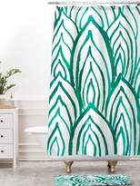 Deny Designs Coast Shower Curtain Bath Set