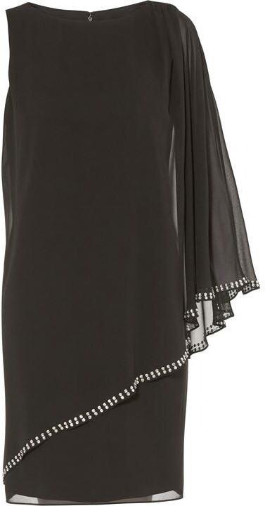 Thumbnail for your product : Gina Bacconi Ursa Chiffon Dress