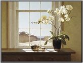 "Art.com Orchids with Teapots"" Wall Art"