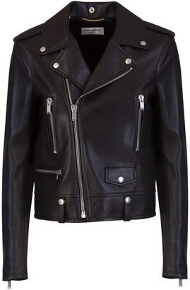 Saint Laurent Biker Leather Jacket