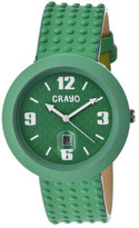 Crayo Men's Jazz Quartz Watch