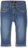 HUGO BOSS Boss Baby Boys' Pantalon Denim Trousers,2 Years (Manufacturer Size: 02A)