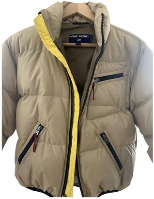 Polo Ralph Lauren Khaki Coat for Women