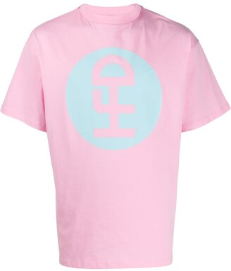 HONEY F___CKING DIJON logo print T-shirt