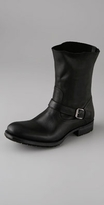 N.D.C. Made by Hand Cara Soft Shaft Flat Bootie