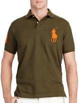 Polo Ralph Lauren Big Pony Slim Fit Polo Shirt