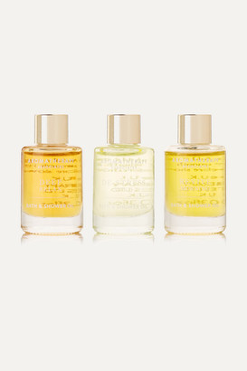 Aromatherapy Associates Essential Bath & Shower Oils, 3 X 9ml