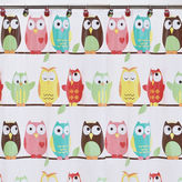 Jcpenney Saay Knight Owls Peva Shower Curtain. Jcpenney Bath Style Canada