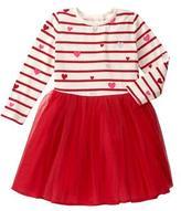 Gymboree Heart Stripe Dress