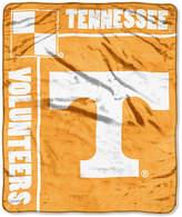 Northwest Company Tennessee Volunteers Plush Team Spirit Throw Blanket