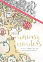 "Kaisercraft KaiserColour Coloring Book 8""X5.5""-Whimsy Wonders, 14 Designs"