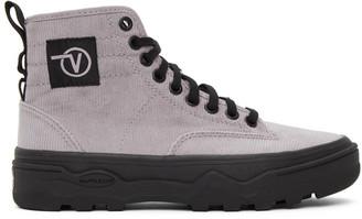Vans Purple Cord Sentry WC Sneakers