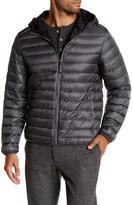 Tumi Nano Packable Hooded Coat
