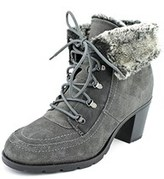Sporto Hailey Womens Suede Booties Shoes.