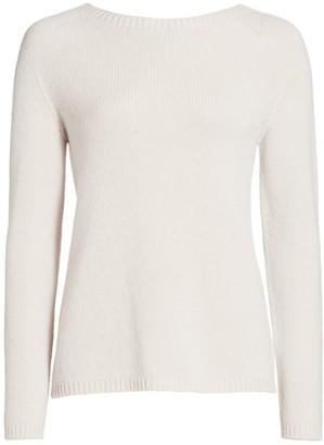 Max Mara Giorgio Cashmere Crewneck Sweater