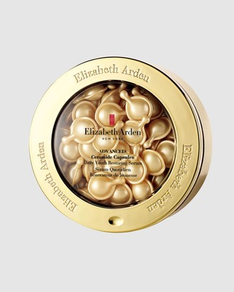 Elizabeth Arden Women's White Serums & Treatments - Advanced Ceramide Capsules Daily Youth Restoring Serum 60 Piece - Size One Size, 60 Piece at The