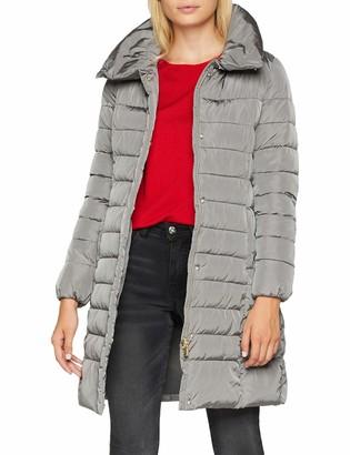 Geox Women's Arielle Long Cocoon Coat