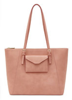 Marc B Angel Pink Pocket Handbag