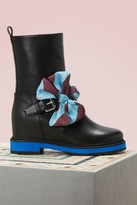 Fendi Ribbon boots