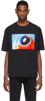Calvin Klein Jeans Est. 1978 Black Environmental Communications Graphic T-Shirt