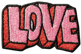 Stoney Clover Lane Embroidered Love Sticker Patch