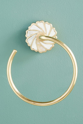 Anthropologie Gracie Towel Ring By in Brown Size ALL