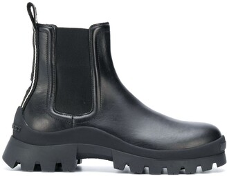 DSQUARED2 Chunky Leather Boots