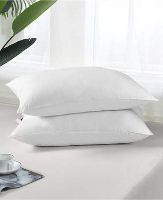 Unikome 2 Pack Feather And Down Bed Pillows, Size- King