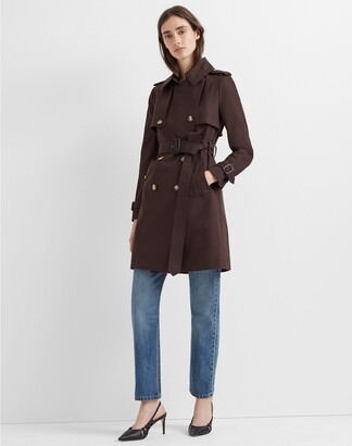 Club Monaco Matie Trench