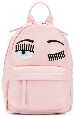 Chiara Ferragni Eye Wink Backpack