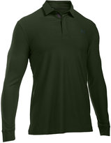 Under Armour Men's Long-Sleeve Golf Polo
