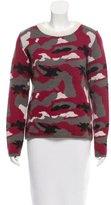MSGM Knit Pattern Sweater