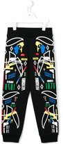 Marcelo Burlon County Of Milan Kids - 'Patagonia' trousers - kids - Cotton/Polyester - 6 yrs