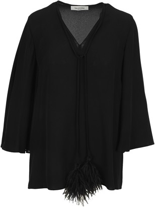 Valentino Bell Sleeves Blouse