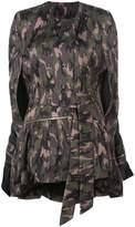 Thomas Wylde camouflage coat