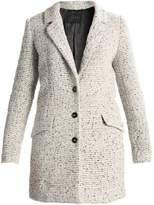 Ikks Classic coat ivoire