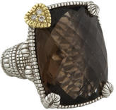 Judith Ripka Smoky Quartz Statement Ring