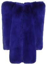 Saint Laurent Fur Coat
