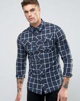 G Star G-Star Checked Shirt
