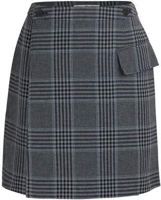 Acne Studios Checkered skirt