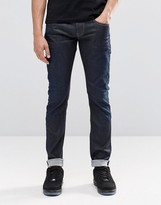 Pepe Jeans Pepe Finsbury Skinny Jeans Z06 Rinse Wash