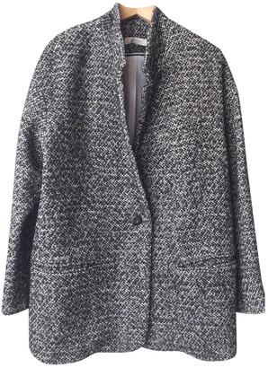 Sessun Black Tweed Coats