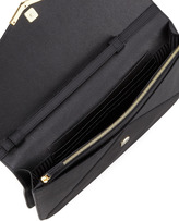 Fendi 2Jours Large Clutch Bag, Black