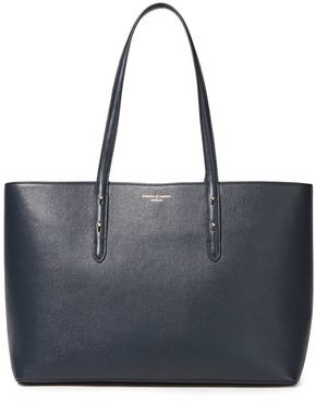 Aspinal of London Regent Textured-leather Tote