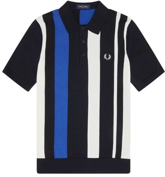 Fred Perry Colour-Block Polo Shirt