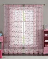 "Victoria Classics Merlin 54"" x 95"" Sheer Panel"