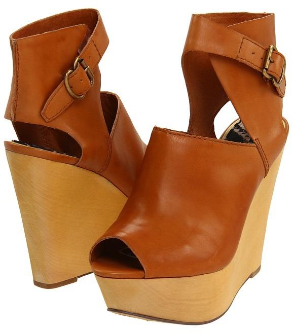Sam Edelman Wess (Caramel) - Footwear